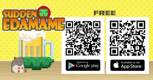 Sudden Edamame - iOS Android